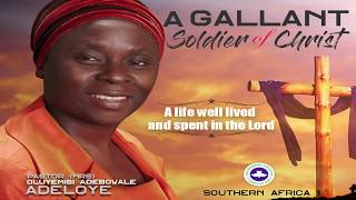Documentary of Pastor Mrs Oluwayemisi Adebowale Adeloye