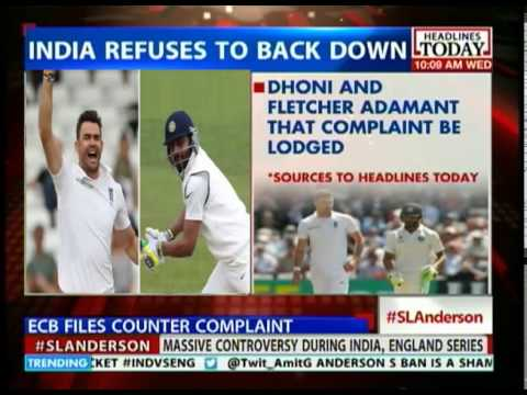 Cricket: Is case on Anderson a result of BCCI becoming the ICC?