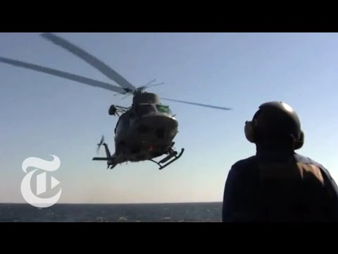 World: Patrolling for Somali Pirates -- nytimes.com/video