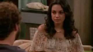 That 70's Show: Hyde & Jackie Shut Your Pie Hole