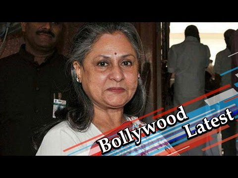 Happy New Year is very entertaining its funny-Jaya Bachchan