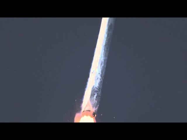 Liftoff of SpaceX CRS-6