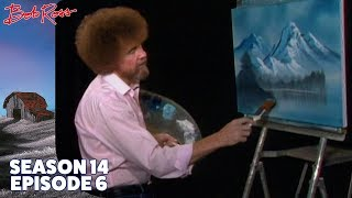 Bob Ross - Graceful Mountains (Season 14 Episode 6)
