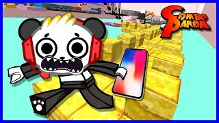 Roblox Cool App Games Escape iPhone X Let's Play with Combo Panda