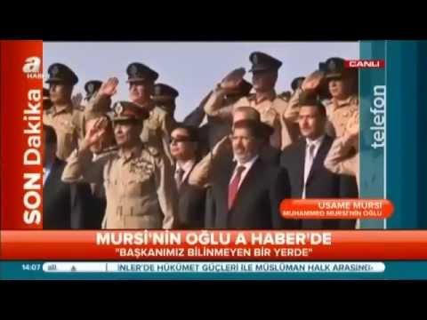 Mursi'nin oğlu Usame Erdoğan'ın şiiriyle haykırdı!