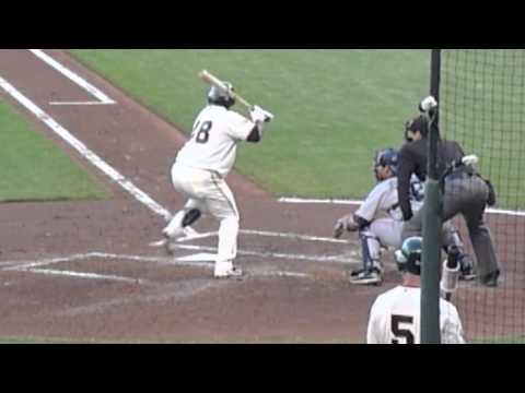 Pablo Sandoval At-Bat Ritual (Right & Left Side)