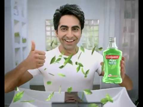 Colgate Plax Fresh Tea 2012 new TVC featurig ...