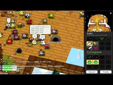 RotMG - Not Getting Scammed