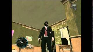 Gta IV to SA: IV Style Weapon Scrolling