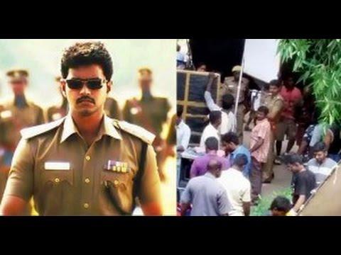 Vijay plays police commissioner in Atlee film? | Hot Tamil Cinema News