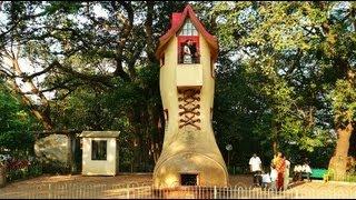 hanging garden / kamla nehru park / mumbai tour / tourist places in india