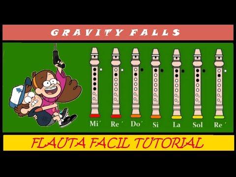 Gravity Falls en Flauta