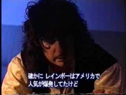 Ritchie Blackmore talks about his history #2