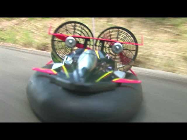 TNT RC X-Craft