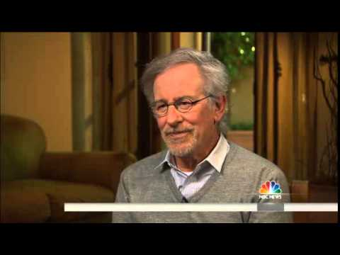 Steven Spielberg tells stories of genocide survivors