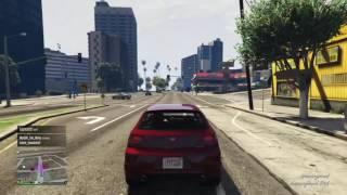 GTA V F1 RACE CAR HORN!!! And cwbrown60 vs lobby