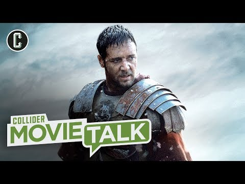 Gladiator 2 In The Works With Ridley Scott Directing - Movie Talk