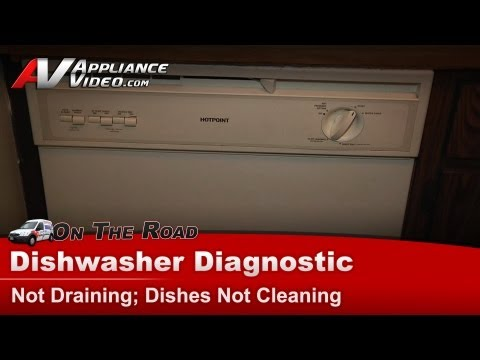 Dishwasher not draining bosch dishwasher not draining troubleshooting - Kitchenaid dishwasher troubleshooting not draining ...
