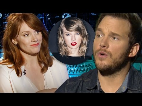 Chris Pratt Hunting Taylor Swift, Justin Bieber, Shia Labeouf & Llamas!?