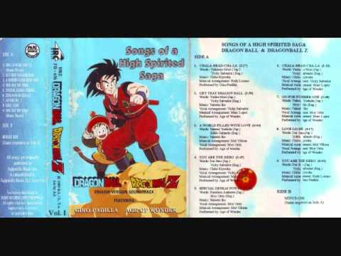 Dragon Ball Theme Song English - Get That Dragon Ball (Philippine Version W/ Lyrics)