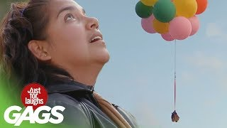 Big Balloons Gags - Best of Just For Laughs Gags