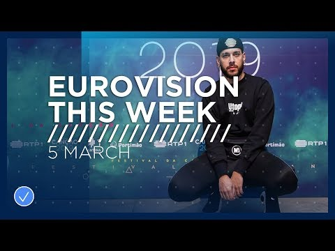 Eurovision This Week: 5 March 2019