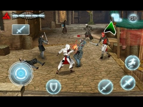 Assassin's Creed: Altaïr's Chronicles para galaxy y 100% liso
