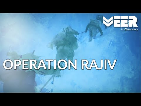 Operation Rajiv | Capturing Siachen's Highest Peak | Battle Ops | Veer by Discovery | ऑपरेशन राजीव thumbnail