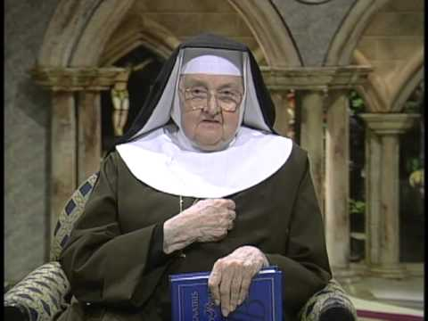 Mother Angelica Live Classics- Psalms 46 and 51 - Feb-27-2001