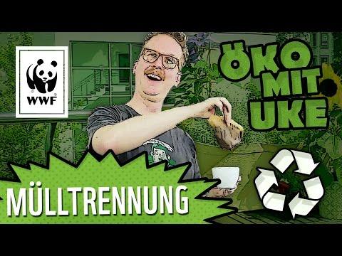 SO geht Mülltrennung | Öko mit Uke #18
