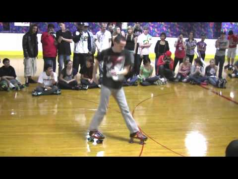 United Skates Jam Skate Battle 2011 (Raw Footage-3)