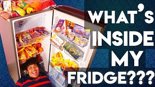 Whats inside my Fridge | Irfan's view