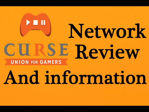 NO CONTRACT THE BEST YOUTUBE GAMING NETWORK- Union For Gamers (Curse) Review!