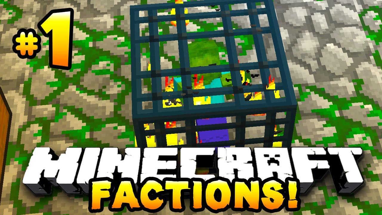 Minecraft Factions 1 Zombie