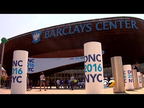NYC Makes Final Pitch To Host 2016 Democratic National Convention In Brooklyn