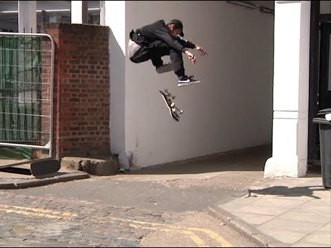 Primitive Skate |  Massif | London Video