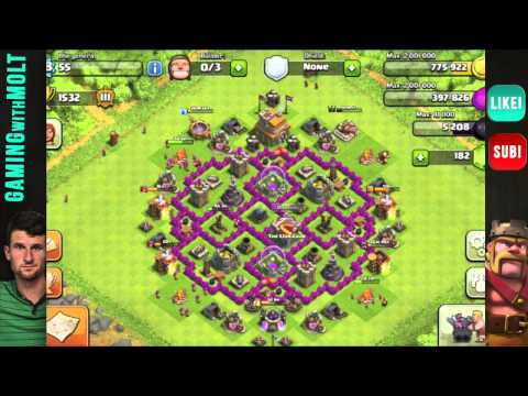 Clash of Clans: TH7 Subscriber Base Reviews