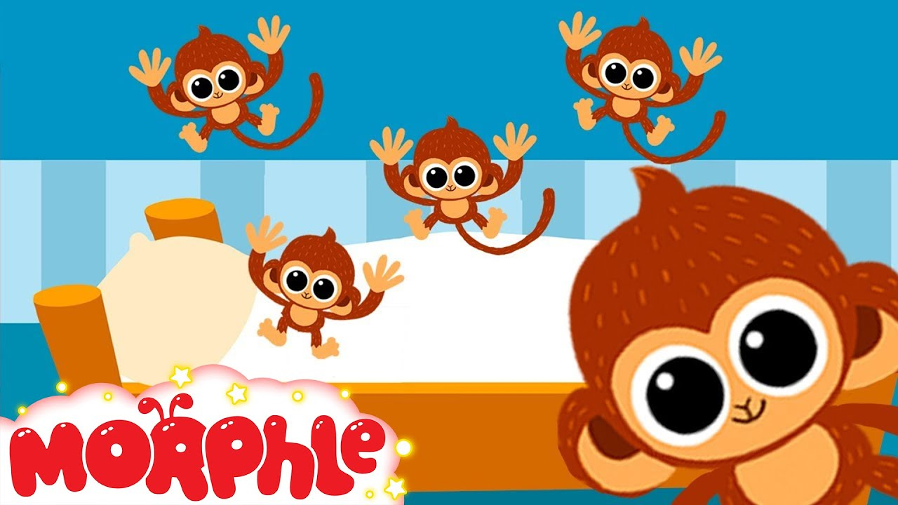 No more monkeys jumping on the bed wall decal hd pics