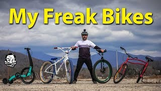 Bike Check - My freak bikes