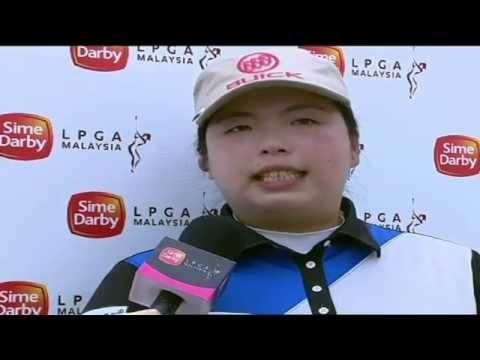 Golf Malaysia | China's Feng Shanshan Rallies To Win LGPA Malaysia