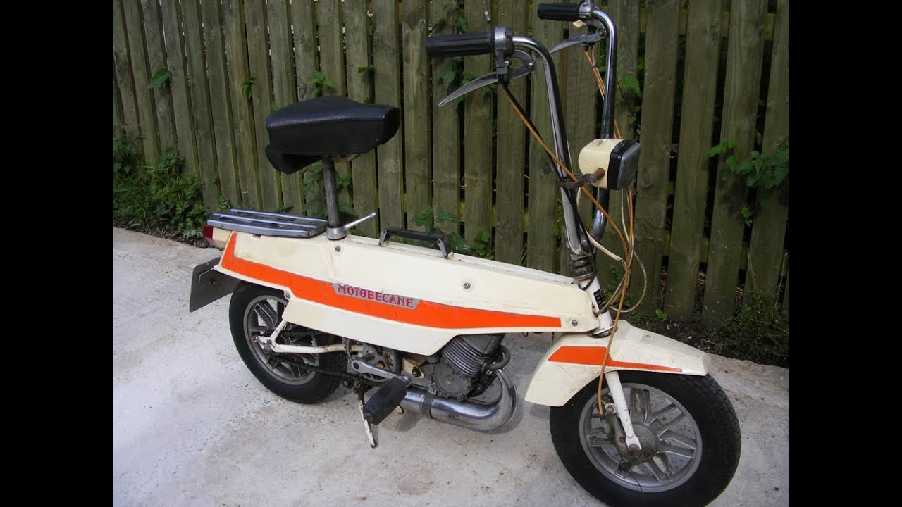 Moped Car On Sale