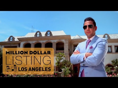 Meet Josh Altman // Million Dollar Listing LA // Season 7