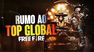 [🔴 LIVE] FREE FIRE ~ RUMO AO GLOBAL🔥FT. MERCURIO - PEDREIRO - VINICIN 🔥INSANIDADE TOTAL #80K