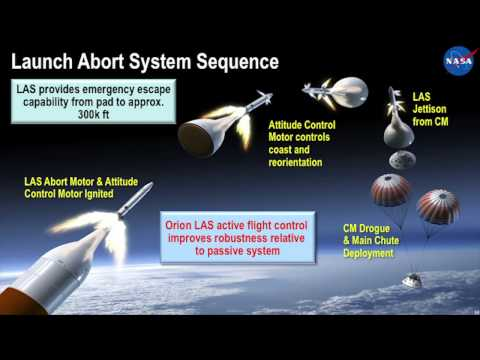 NASA Talk - The Next Human Spacecraft: Orion and the Launch Abort System