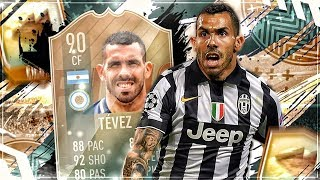 FIFA 19: FLASHBACK TEVEZ Squad Builder BATTLE vs Schenja ⚔️