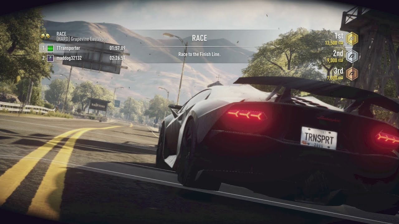 Sesto Elemento Need For Speed Rivals Need For Speed Rivals Xbox