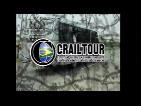 Crail Trucks - Skateboard Tour 2001