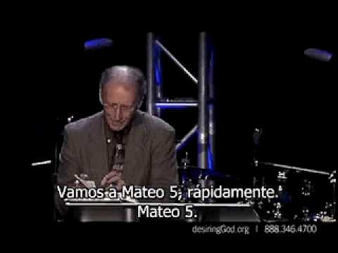 John Piper Odia El Evangelio De La Prosperidad.