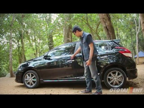 Review Toyota All New Yaris TRD Sportivo