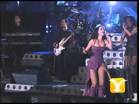Natalia Oreiro, Me muero de amor, Festival de Viña 2001